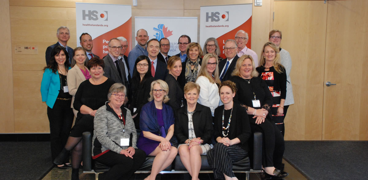 Canadian Patient Safety Institute and HSO's Canadian Quality and Patient Safety Advisory Committee